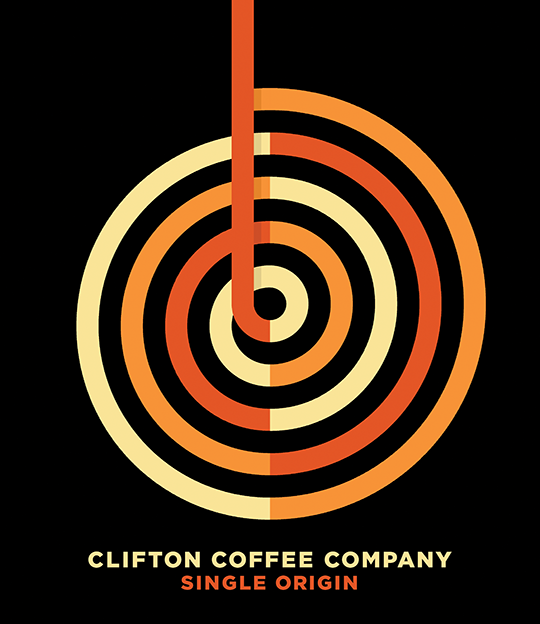 Clifton Coffee - Coffee Labels
