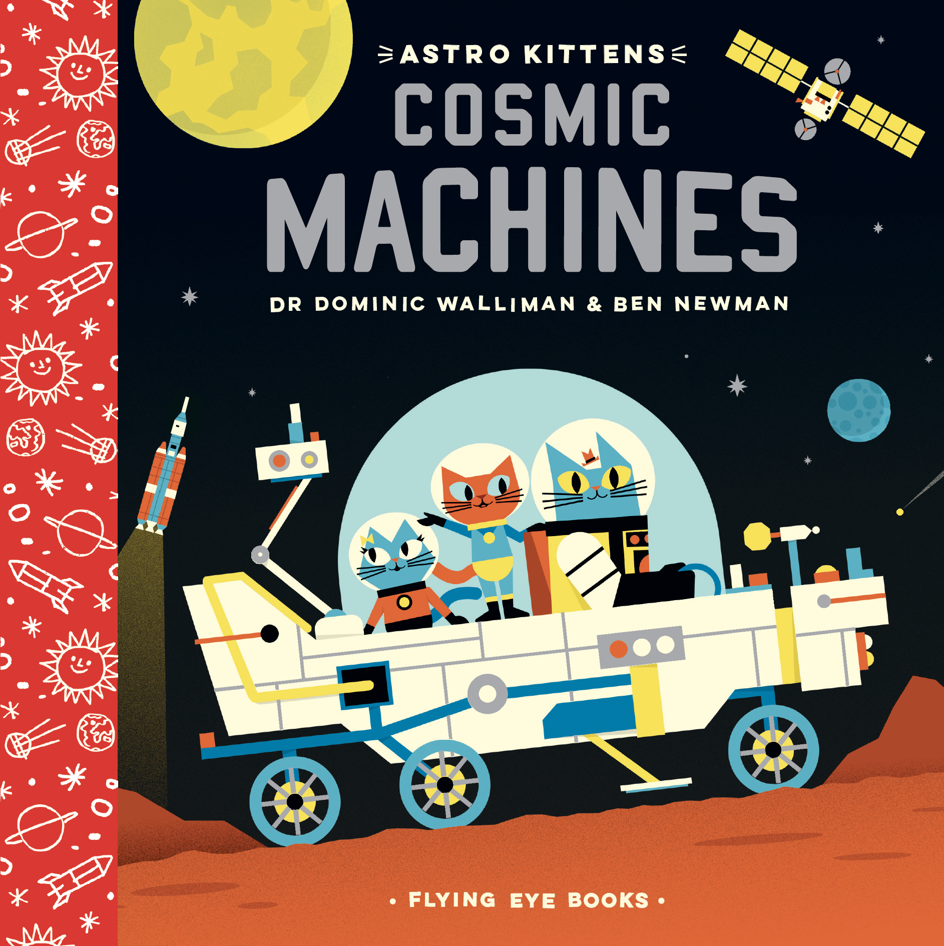 ASTRO KITTEN'S COSMIC MACHINES